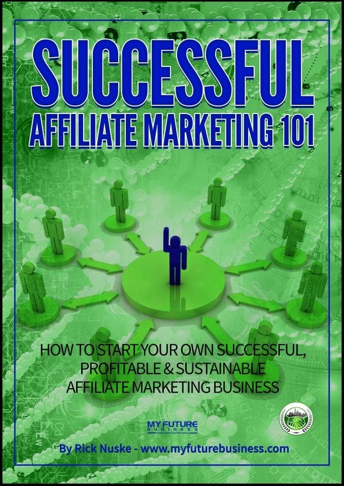 successful affiliate marketing 101 a4 cover page